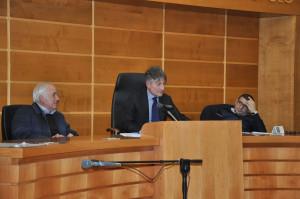Pino Zofrea, Gianni Garofalo e Francesco Pagliuso