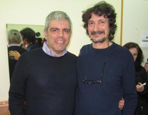 Ruggero Pegna e Sergio Cammariere