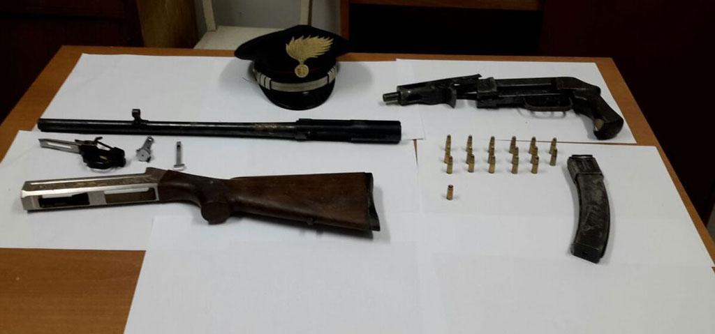 Lamezia oggi armi nel letto di un fiume nel catanzarese usate per delitto - Letto di un fiume ...
