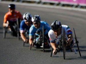 handbike paralimpico