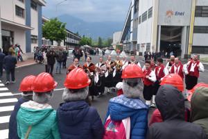 Cosenza: studenti e cittadini in visita alla centrale Enel del Mercure