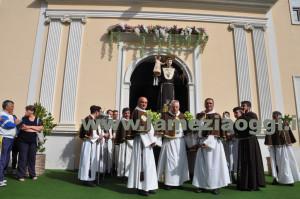 Lamezia: domenica sul colle di S. Antonio il Giubileo delle famiglie