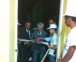 Migranti: inaugurato centro d'accoglienza nel Crotonese