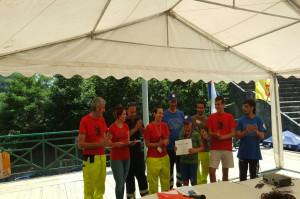 Lamezia: concluso campo scuola protezione civile