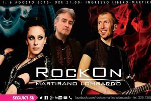 RockOn ML 2016 a Martirano Lombardo