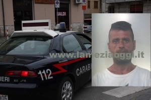 Lamezia: tenta di rubare stereo, arrestato dai Carabinieri