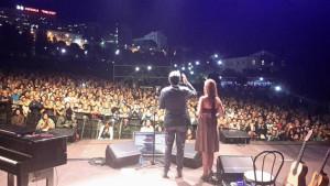 Musica: Catanzaro, in 10.000 al parco per Vecchioni