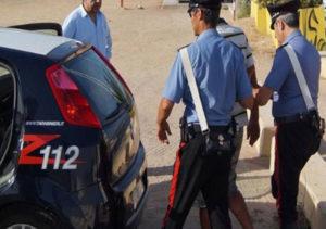 Rumeno evade dai domiciliari arrestato dai Cc di Rossano