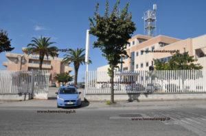 Lamezia: Polizia denuncia gommista per smaltimento rifiuti