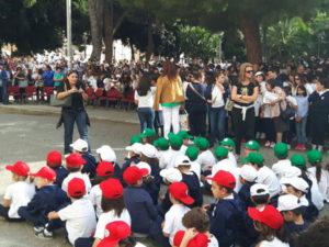 """Reggio: inaugurato anno scolastico all'I.C. """"Carducci – V. Da Feltre"""""""