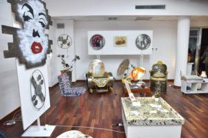 Rossano: inaugurato il decennale di ricicl'art