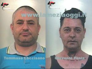 Sicurezza: controlli Carabinieri nella Locride, arresti e denunce