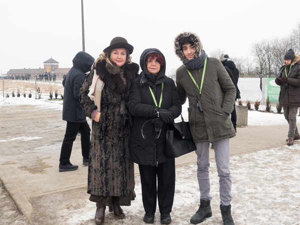 Auschwitz-e-Birkenau,