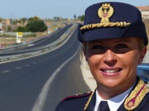Reggio: Maria Grazia Milli nuovo dirigente Sezione Polizia Stradale
