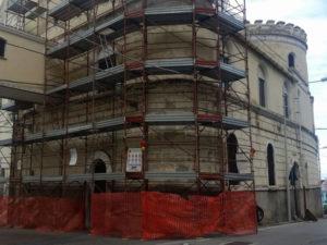 Comune Pizzo: lavori al Santuario di San Rocco e San Francesco
