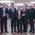 Saverio Signoretta, Christian Coletto, Raffaele Augello, Giacomo De Agostinis, Nicola Morelli