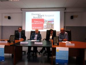 Pasqualino Natrella, Giuseppe Perri, Amalia C Bruni e Antonio Laganà