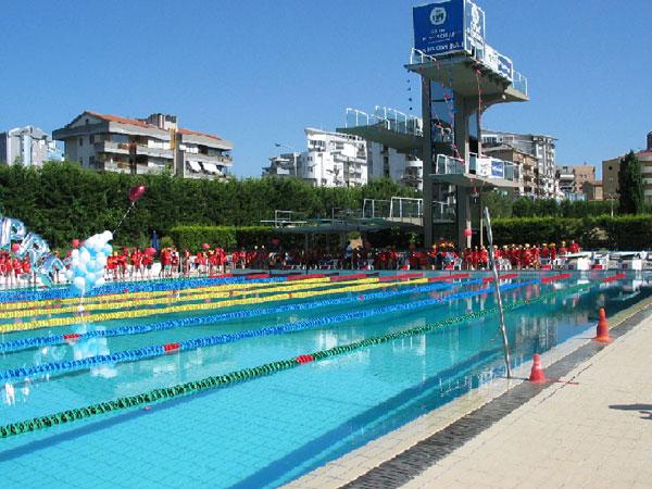 Lamezia oggi category sport for Piscina olimpionica crotone