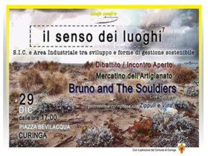 """Curinga: domani in piazza Bevilacqua """"il senso dei luoghi"""""""