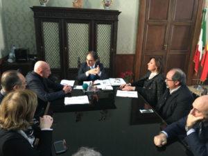 Sanita': Catanzaro, sindaco e dg aziende a confronto