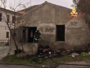 Incendio In Unu0027abitazione Nel Catanzarese, Nessun Ferito