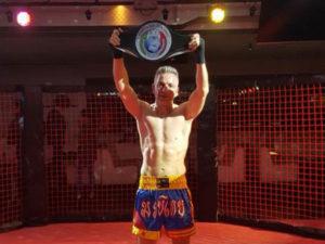 Girifalcese conquista titolo campione italiano di kickboxing