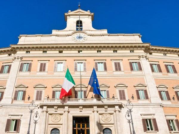 Lamezia oggi parlamento italia 60 45 for Oggi in parlamento