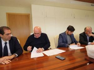 Regione: firmato accordo di programma per ospedale Vibo Valentia
