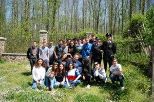 Carabinieri: concluso percorso formativo alternanza scuola –lavoro