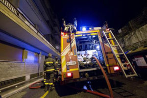 Incendio appartamento a Grado: morti madre e figlio
