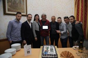 "Borgia: Torricelli ospite del Juventus Official Fan Club ""R. Bettega"""