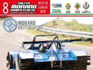 Automobilismo in programma , l'8^ Salita Morano – Campotenese