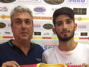 Calcio: l'Atletico Maida a sorpresa arruola Fabio Martello