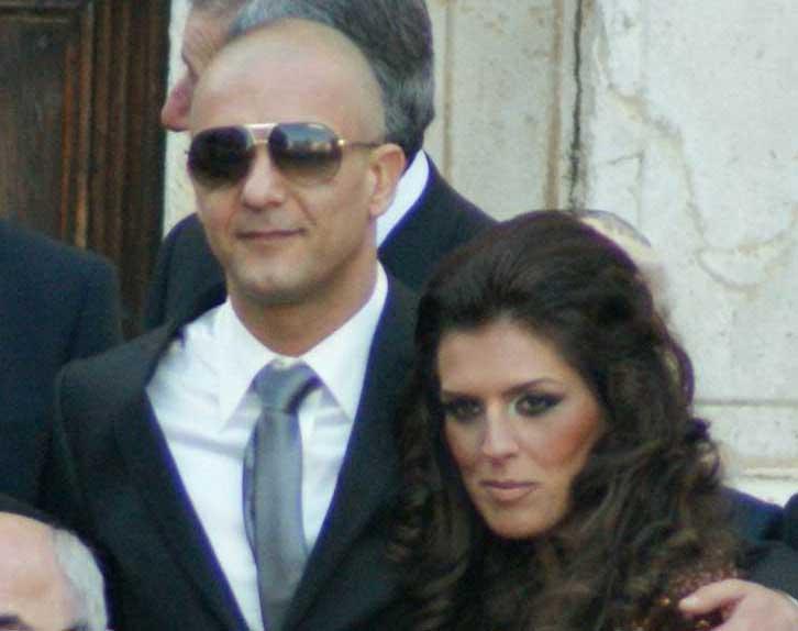Giuseppe Giampà e Franca Meliadò