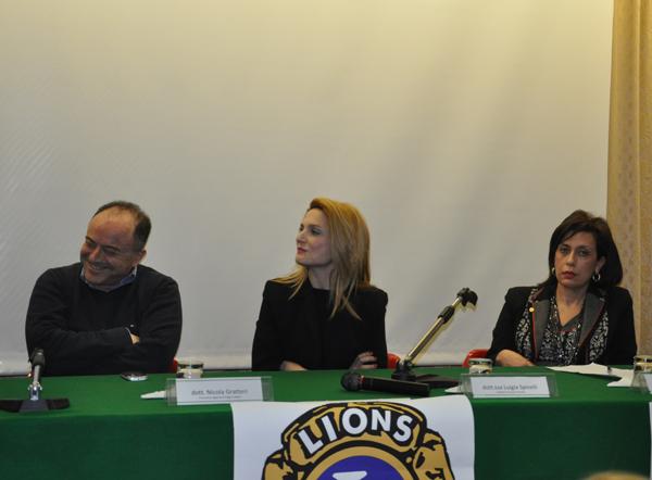 Nicola Gratteri, Luigia Spinelli e Chiara Puteri