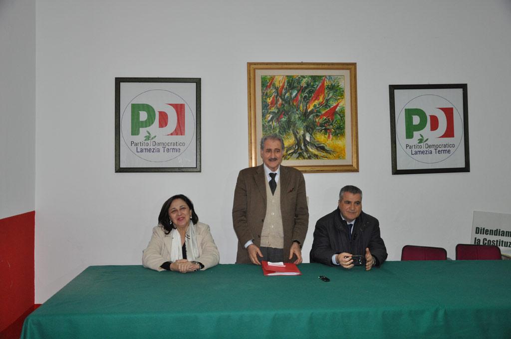 Doris Lo Moro - Pino Soriero - Tonino Scalzo