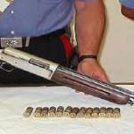 Armi: nascondeva fucile e cartucce in casa, un arresto a Tropea