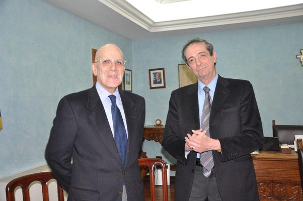 Raffaele Mazzota e Domenico Prestinenzi