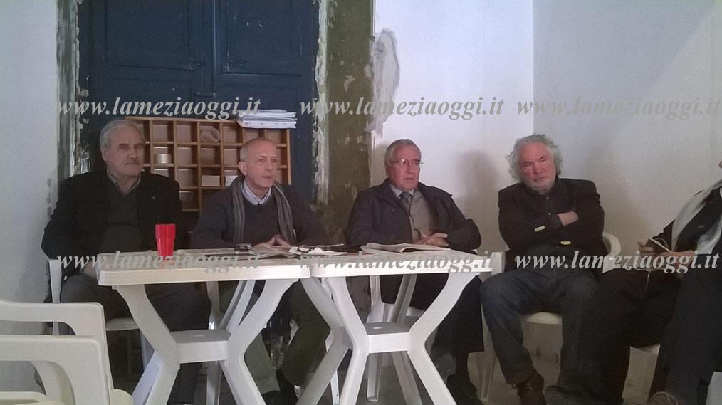 Riccardo Viola - Nicolino Panedigrano - Antonio Butera - Felice Lentidoro