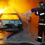 Intimidazioni: incendiata nella notte a Vibo auto dirigente Inps