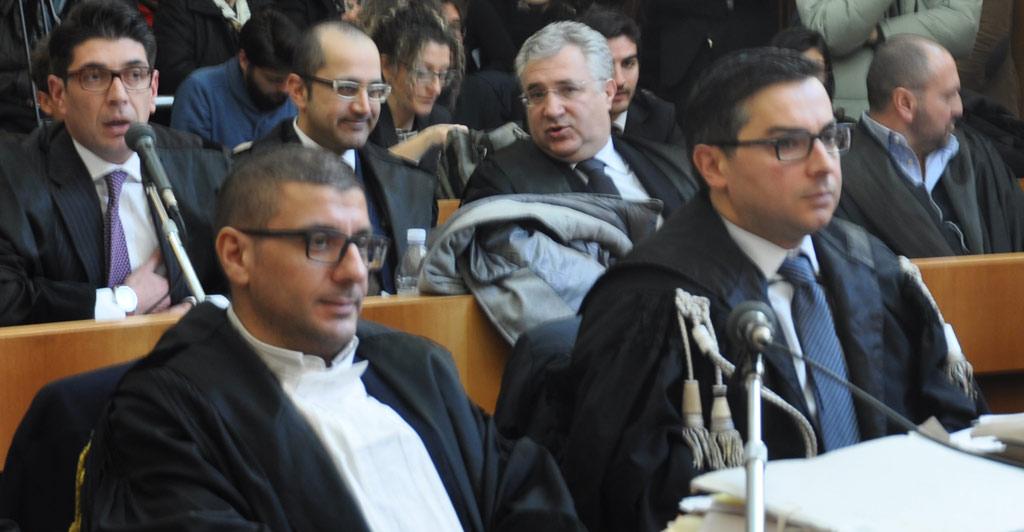 Francesco Pagliuso e Aldo Ferrao
