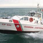 Guardia Costiera: soccorso in mare,esercitazione a Saline Joniche