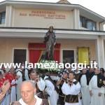 Lamezia: festeggiamenti San Francesco di Paola a Sant'Eufemia