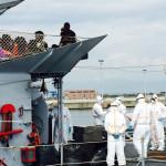 Migranti: sbarco 837 persone nel Cosentino, presi gli scafisti