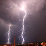 Maltempo: Protezione civile, allerta temporali al Sud