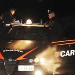 Sicurezza: quattro persone arrestate dai Carabinieri