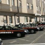 Lamezia: ladro arrestato da un Carabiniere che rientrava a casa
