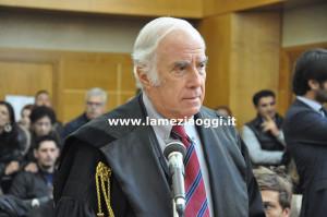 Giustizia: nessun provvedimento restrittivo nei confronti di Fedele