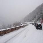 Maltempo: camionisti bloccati da neve per 3 giorni in Calabria
