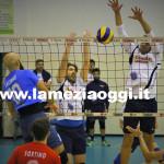 Pallavolo: la Lamezia Volley sconfitta dall'Andria per 3 a 1